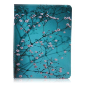 Apple iPad 2/3/4 Case,idatog(TM) Magnetic Flip Book Style Cover Case ,High Quality Classic Colourful Cool Pattern Design Premium PU Leather Folding Pad Case With Stand Function Folio Protective Holder Perfect Fit For Apple iPad 2/3/4