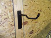 Chain Saw Wall Hanger Rack Storage