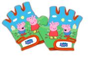 Disney Peppa Pig Unisex Children's Protective Gloves, Blue/Green