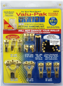 OOK 50918 Professional Picture Hanging Value Pieces Kit, hangs up to 17 frames