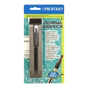 Itoya Black ProFolio Sidekick Pen Holder
