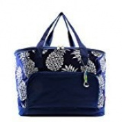 Insulated Pineapple Cooler Shoulder Bag