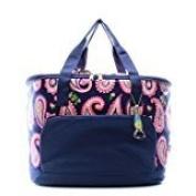 Paisley Insulated Cooler Shoulder Bag