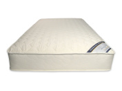 Naturepedic Organic Cotton Quilted Deluxe Mattress - Full