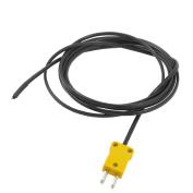 300 Celsius K Type Temperature Sensor Thermocouple Probe 2M Cable