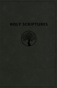 Tlv Personal Size Giant Print Reference Bible, Holy Scriptures, Black Duravella [Large Print]