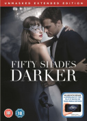 Fifty Shades Darker - The Unmasked Extended Edition [Region 2]