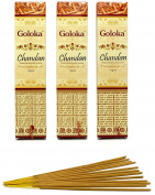 Goloka Chandan, 3 boites