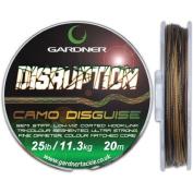 Gardner Tackle Disruption Coated Hooklink - Carp Bream Tench Coarse Fishing Line