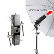 Selens SE-L012 Flash Shoe Umbrella Holder Light Stand Bracket for Canon/ Nikon/ Yongnuo Speedlight
