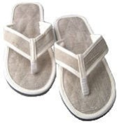 Spinnrad Cinnamon Flip Flops EU 43/44 (UK 9/10) Natural Colour