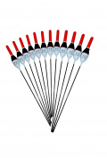 12 x Assorted High Quality Pole Floats