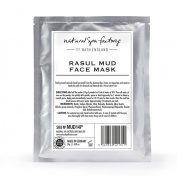 Deeply Cleansing Rasul Mud Face & Hair Mask Treatment | Mineral Remedy for Psoriasis, Eczema and Irritable Skin 30g