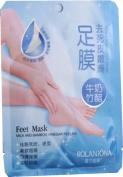 Ardisle Exfoliating Feet Foot Mask Care Renew Dead Cracked Skin Callus Corn Remover