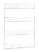ClosetMaid 8033 4-Tier Wall Rack, 46cm Wide by ClosetMaid