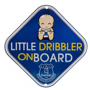Baby on Board Sign - Everton F.C