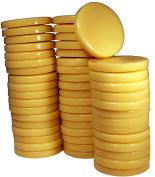 EPILWAX S.A.S - Wax discs in honey Hot Wax, 1 kg