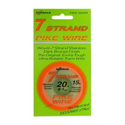 Drennan 7 Strand Pike Wire For Pike Fishing
