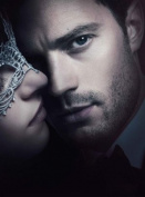 FIFTY SHADES DARKER - Christian Grey - US Textless Imported Movie Wall Poster Print - 30CM X 43CM Brand New