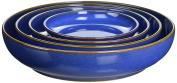 Denby Nesting Bowls, Imperial Blue, Set of 4