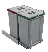 elletipi PF01 44b2 Pull-Out Waste Bin for Base