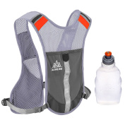 Premium Reflective Vest Give Sport Water Bottle as Gift for Running Cycling Clothes for Women Men Safety Gear with Pocket 3M Scotchlite with Reflective High Visibility