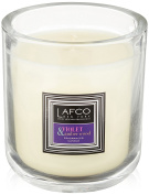 LAFCO Present Perfect Candle, Violet & Amber Wood