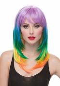 Sherbert Wig (Magenta)