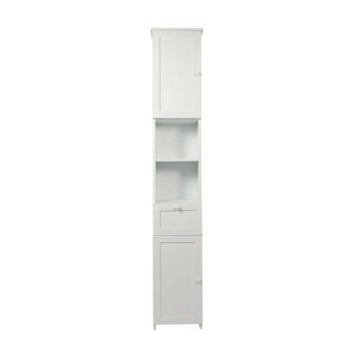 tall slim bathroom cabinet woodluv slim shaker boy free standing bathroom 27057