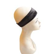 Ms Fenda Headband Flexible Velvet Wig Grip Scarf Head Hair Band Extra Hold Wig Adjustable design Comfort Headband
