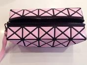 Invictus Pub Fashion lady bright diamond cosmetic bag,makeup bag or handbag, zipper deformable portable travel hand