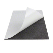 10-pack Flexible Adhesive Magnetic Sheets, 27cm x 42cm