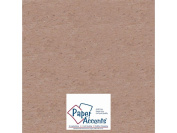 Accent Design Paper Accents ADP1212-25.CHIPCB 1X Heavy 52 Point 30cm x 30cm Natural Chipboard Card Stock