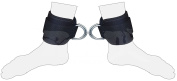 RAD Pair Ankle D-Ring Strap Thigh Pulley Lifting Padded Multi GYM Bandage Ankle New