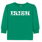 'Irish' St. Patrick's Day Toddler/Youth T-shirt