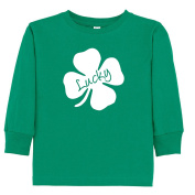 'Lucky' St. Patrick's Day Toddler/Youth T-shirt