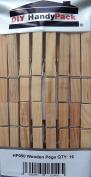 DIY HandyPack - Wooden Pegs