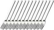 Esmeyer Bettina 250-091 Dinner Forks 18/10 Polished Stainless Steel Set of 12