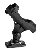 Railblaza Unisex Rod R Holder, Black