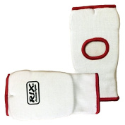 Rix Karate Mitts Elasticated Padded Martial Arts MMA Boxing Training Gloves
