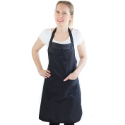 Professional Stylist Apron for Colouring Shampoo Haircuts 100% Nylon Waterproof for Salon or Home Use