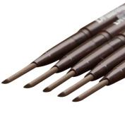 KESEE Waterproof Eye Brow Eyeliner Eyebrow Pencils Brush Makeup Cosmetic Tool