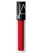 NARS Velvet Lip Glide colour 54 - raspberry red