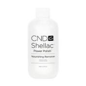Shellac Power Polish Nourishing Remover 8oz./236mL - 1 Bottle