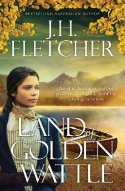 LAND OF GOLDEN WATTLE