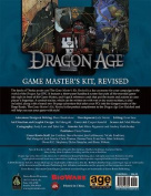 Dragon Age Game Master's Kit, Revised Edition