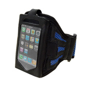 Blue Life Sstijl Sports Armband Houder Case For Apple iPhone 3G