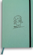 Angel-n-Partners A5 Hardcover Journal Notebook, Ruled and Sketch Pad, Elastic Band, Beautiful Designer Cover, Premium Paper, Recycled Individual Box, Green