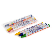 Family Hospitality 2R3C-500 Bagged 3-Count Crayons - 500 / CS