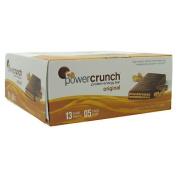 Bionutritional Research Group Power Crunch - Peanut Butter Fudge, 12-40ml Cookies